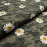 Coton Daisy camouflage