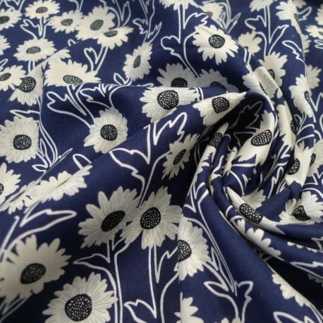 Coton Pennie Blue