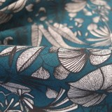 Tissu Sumatra Canard