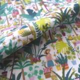 Coton Serre Tropicale