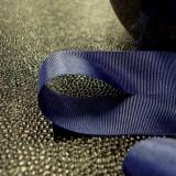 Galon gros grain marine 20 mm