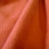 Coton lavé tomette