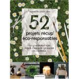 Livre 52 projets récup' éco-responsables
