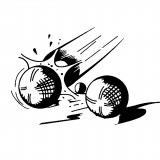 Flex boules de pétanque