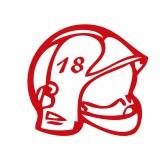 Flex casque de pompier