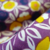 Coton Peony purple