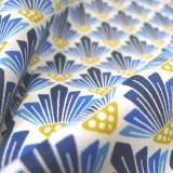 Coton Spring day Cristal blue