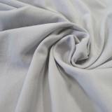 Coton lavé gris perle