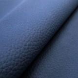 Tissu Nubuck bleu