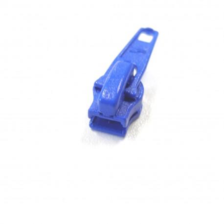 Curseur bleu roi 6 mm