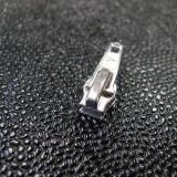 Curseur argent 6 mm