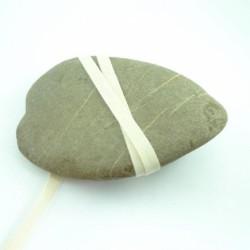 Sergé coton écru nature 10 mm