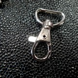 Mousqueton 20mm nickel