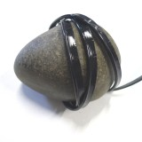 Passepoil Plastique Noir