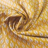Coton Epis moutarde