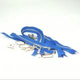 Kit fournitures Boston bleu roi