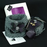 Kit GRAPHITE snood modulable