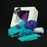 Kit  couture BASILIC housse portable