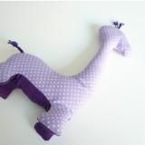 Tutoriel couture CLOE la girafe