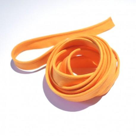 Passepoil orange mèche 2