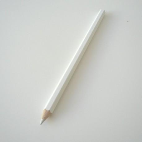 Crayon craie blanc