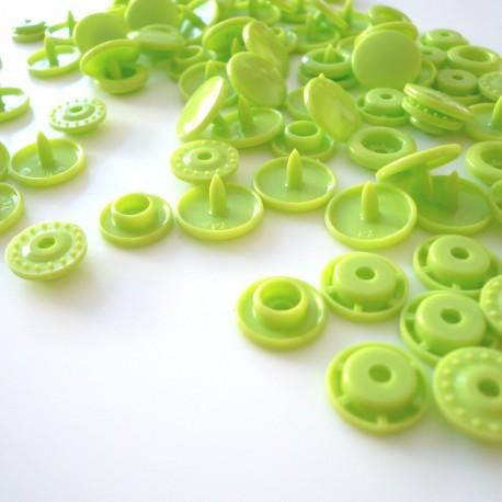 Pressions Kamfix vert