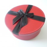 Coffret couture vierge noeud rouge