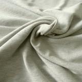 Tissu Sweat gris