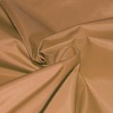 Toile Nylon bag camel