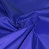 Toile Nylon bag  bleu roi