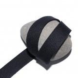 Sangle coton noir