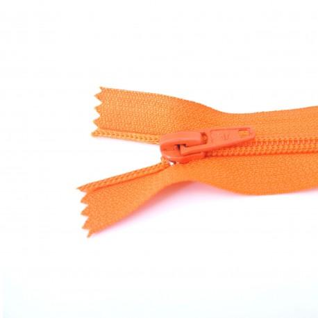 Zip grosse spirale orange