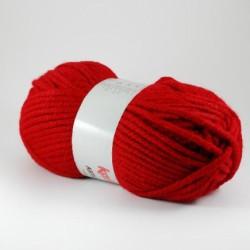 Laine maxi Artico rouge 200 grs