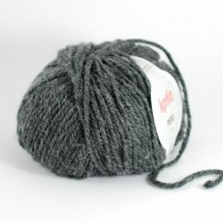 Laine PERU alpaga anthracite 100 grs