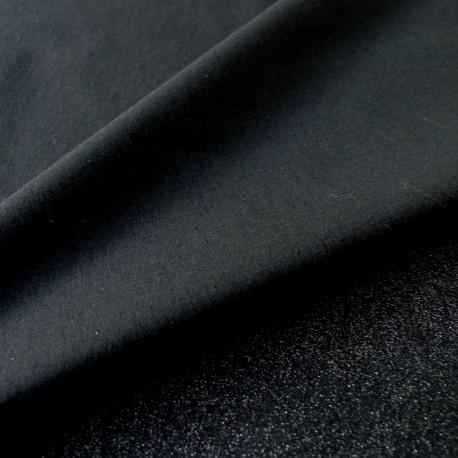Thermocollant tissé noir