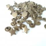 Pressions Kamfix étoile bronze