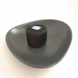 Coton à repriser noir