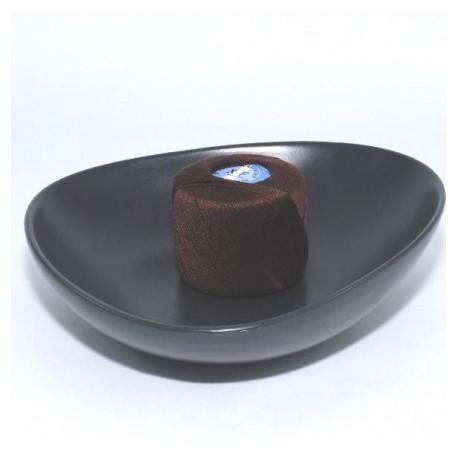 Coton à repriser chocolat