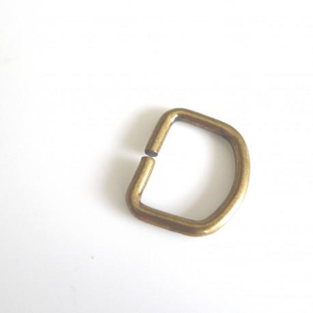 Etrier D micro bronze