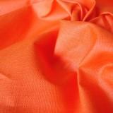 Lin enduit orange
