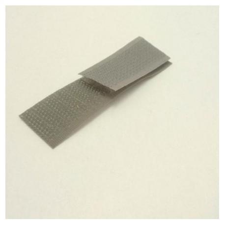 Velcro anthracite 20 mm