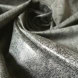 Simili cuir vieilli gris