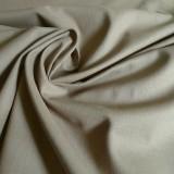 Tissu coton taupe Evira