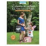 Livre L'univers en couture de La Petite Cabane de Mavada
