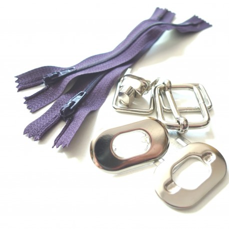 Kit colors nickel Menuet