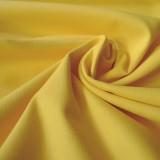 Tissu toile canevas jaune