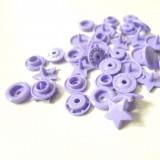 Pressions Kamfix étoiles violet
